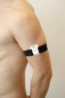 CORE wear on the arm with an arm strap